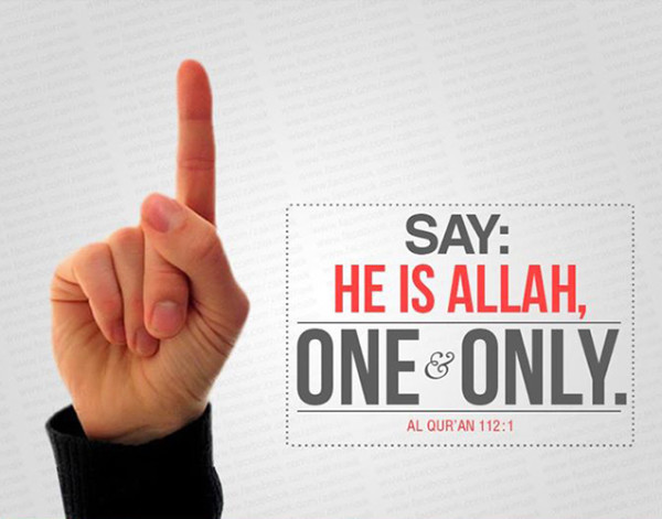 Allah is one