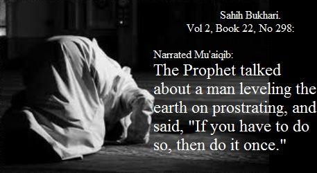 Sahih Bukhari. Vol 2, Book 22, No 298: