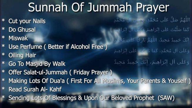 jummah prayer