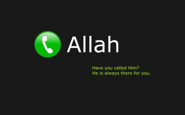 have-you-called-allah