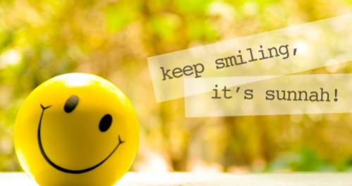 Smile..It's Sunnah