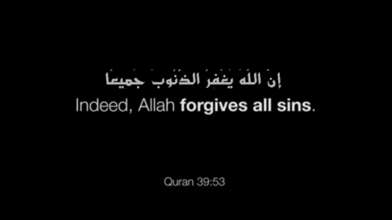 Allah forgives all sins
