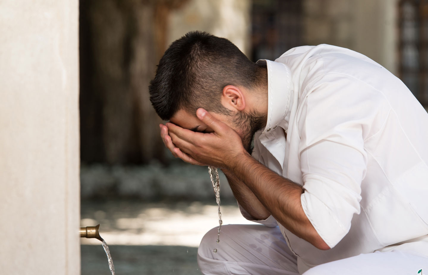 medical benefits of ablution