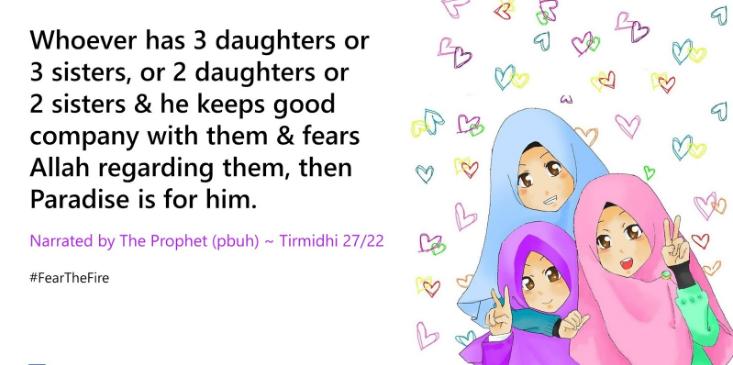Daughters in Islam