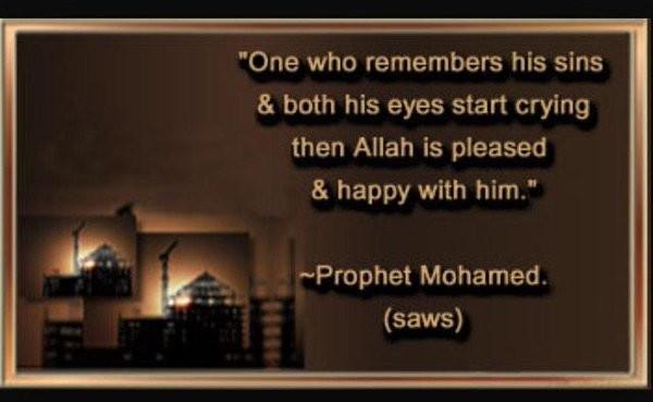 sin hadith