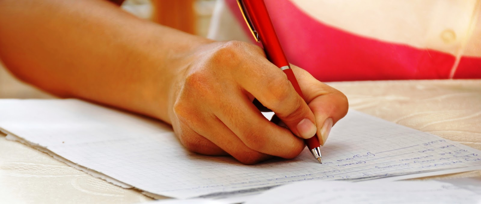 writing exams in islam