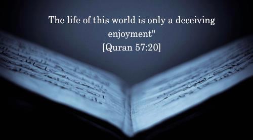 Hadith on life