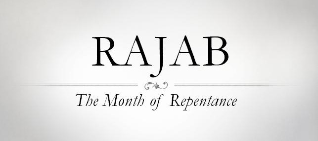 Month of Rajab