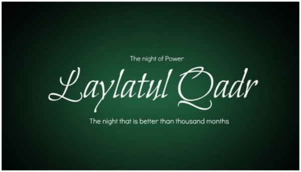 Laylatul qadr(The Night of Qadr)