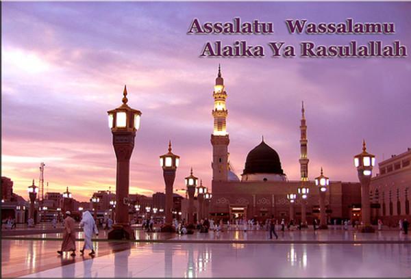 Prophet Mohammed (Sallallahu alaihi wa sallam)